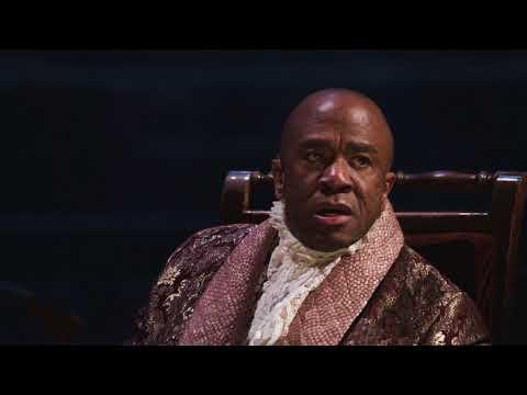 Amadeus | An interview with Lucian Msamati