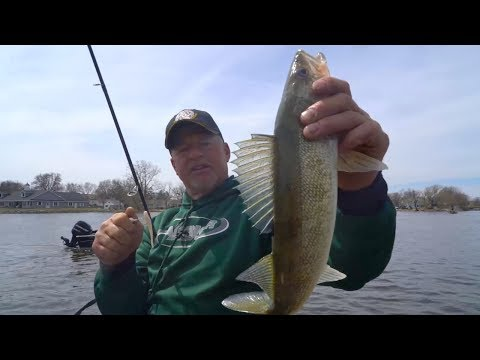 Spring Walleye Fishing (Tips And Tricks)