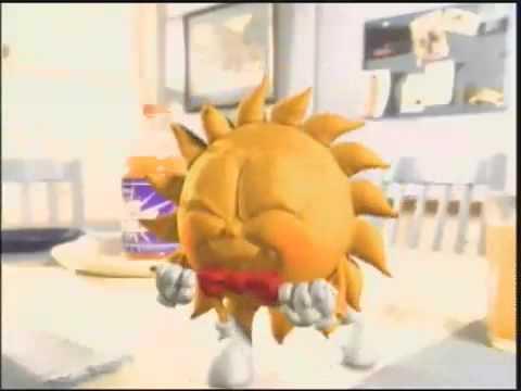 Sprite Sun Fizz - 90's Commercial