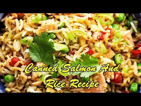 Canned Salmon And Rice Recipe