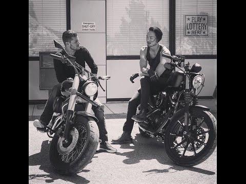 Jon Komp Shin   Motorcycle Stunt & Precision Driving & Headshots