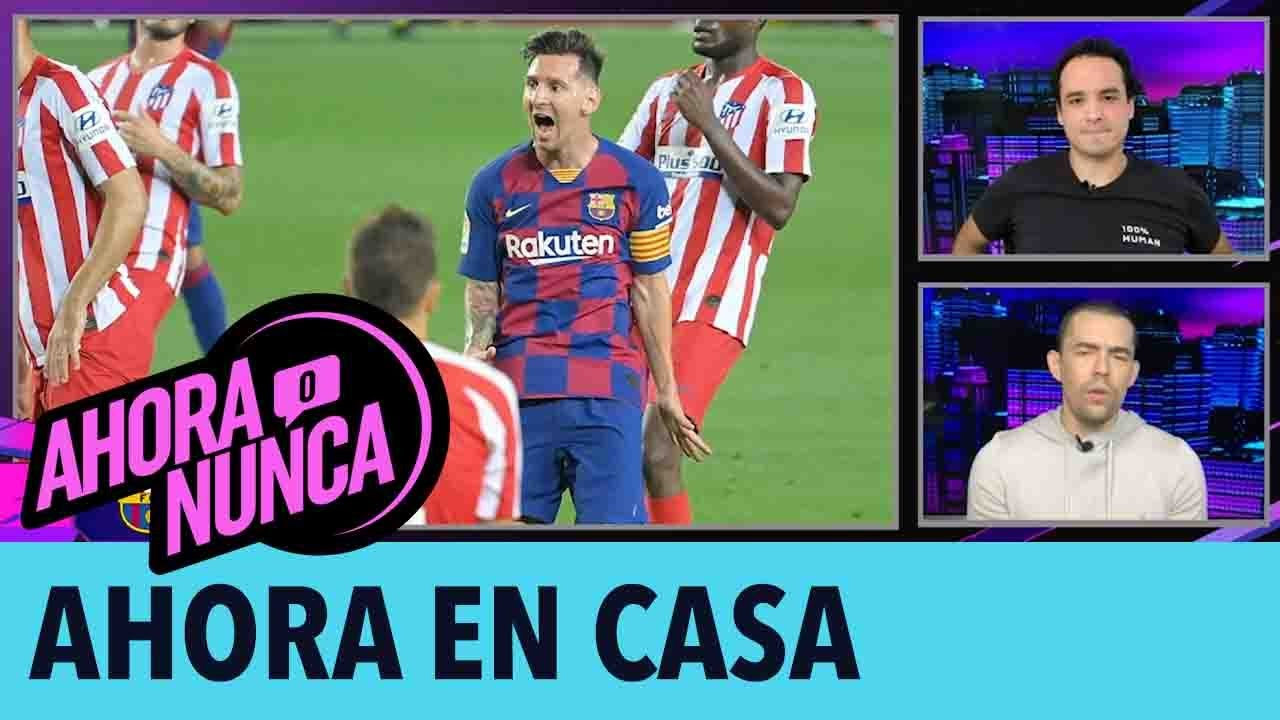 'SI EL BARCELONA NO GANA LA CHAMPIONS 🏆 , MESSI SE VA 👋' - Mauricio Pedroza