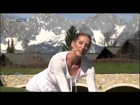 Das Yoga Magazin  Folge 1 Yoga für Golfer ORF