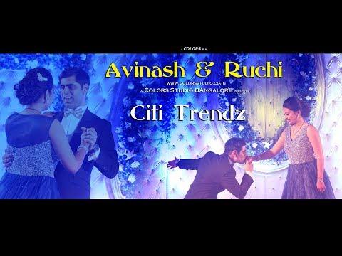 HIGHLIGHT FILM - Avinash &  Ruchi - Bangalore