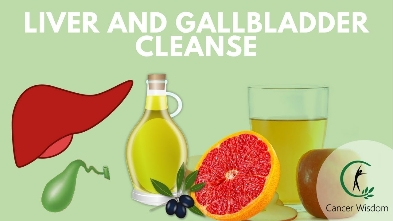 How to clean the liver and gall bladder 38