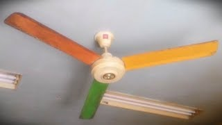 2 old KDK industrial ceiling fans (RARE)