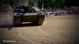 The Five Most Expensive Military Tanks in the World