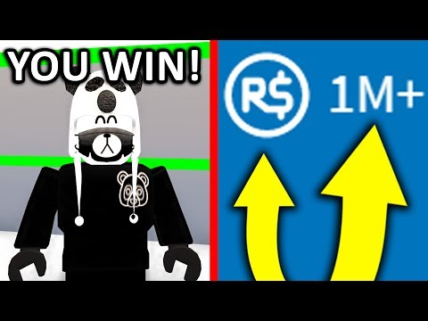 FINISH THIS GAME FOR FREE ROBUX! (Roblox)
