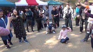 きみともキャンディ 『Show Must Go On』 2018.4.8 ライブ2部 丸亀城ス...