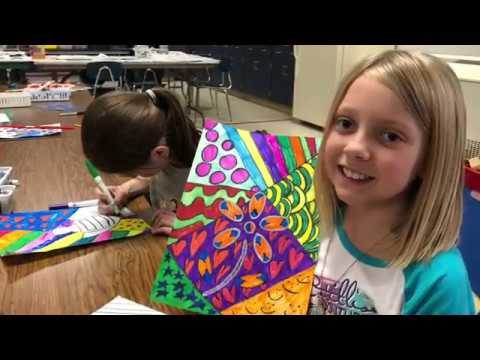 R. HOWELL ELEMENTARY SCHOOL - ART - SPRING 2019