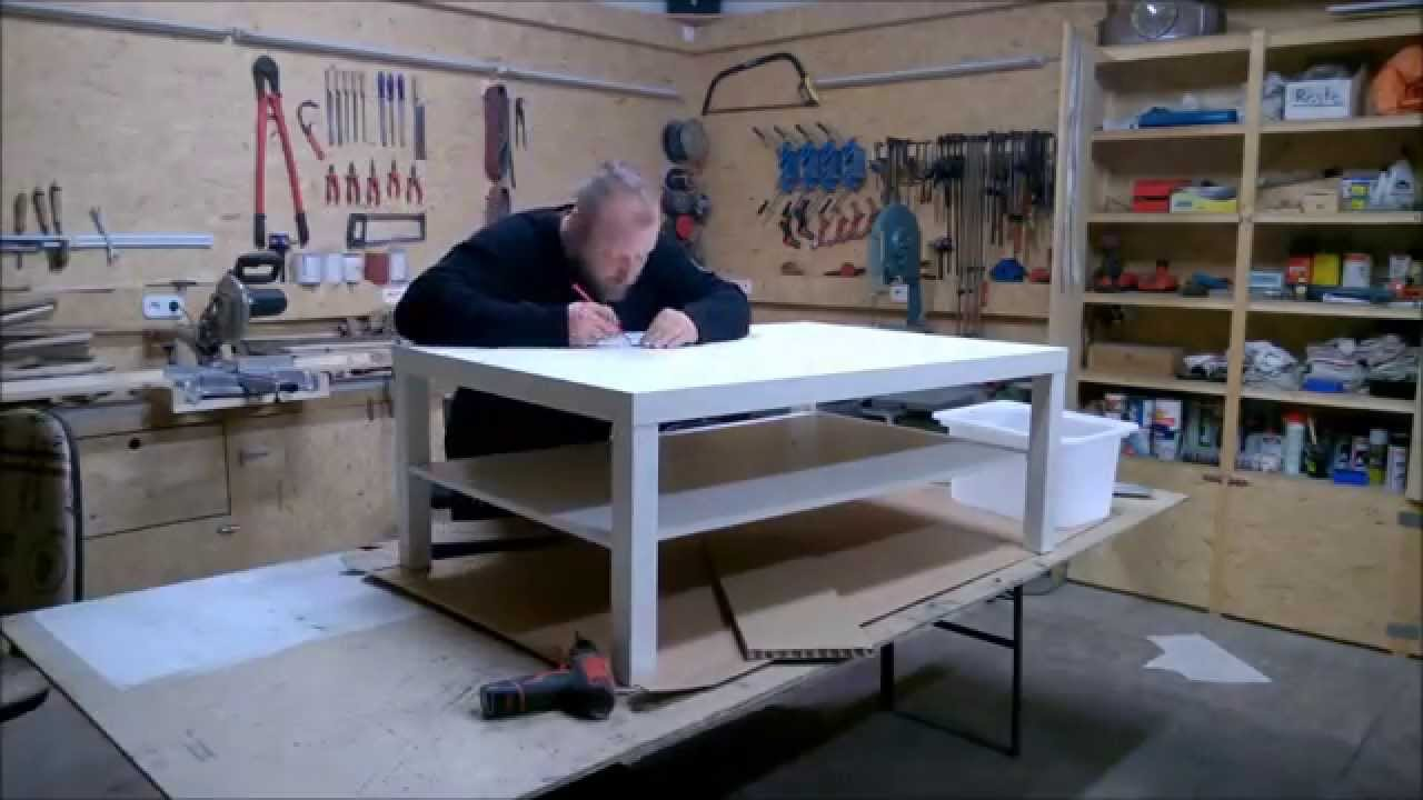 Ikea Tisch Tuning Youtube