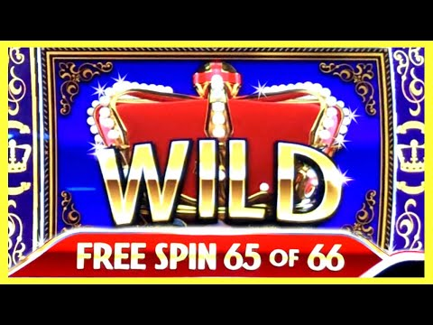 66 FREE SPINS!!! NEW HIGH LIMIT SLOT PURE LUXE - TRIPLE WILD JACKPOTS - Slot Traveler - 동영상