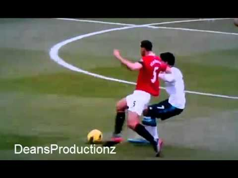 Suarez, Ferdinand and Evra Clash REMIX