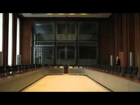 Federal Ministry of Finance Germany - Library - behind the scenes(auf Deutsch)