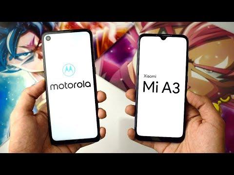 Motorola One Action Vs Xiaomi Mi A3: Speed Test!!!