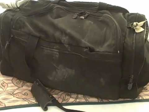 I Paid 23 To Check Luggage And See What Delta Did My Duffel Bag As A Result