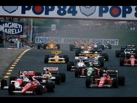 Palik - F1 Magyar Nagydíj '89 (Hungaroring)