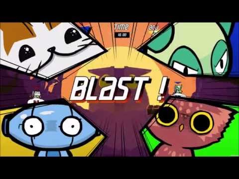 Splash Blast Panic - Geneva Games Convention - Heat 3 - Oct 8. 2016  