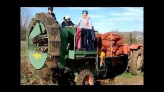 Život od poljoprivrede © Marko Čuljat www.licke-novine.hr Lička televizija Gospić LTVG.mpg