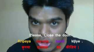 vuclip How to say Please in Hindi - How to Speak Hindi 4