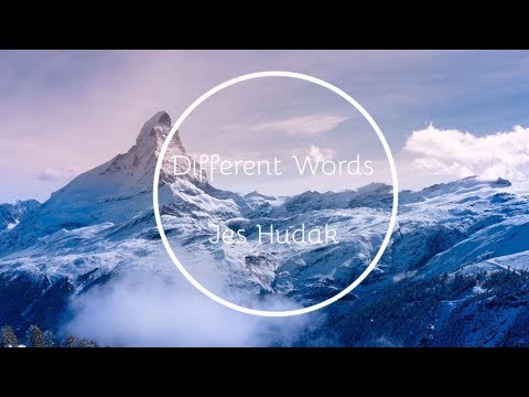 Different Worlds || Jes Hudak || (Audio)