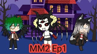 'Welcome to the party' | Murder mystery 2 - Ep1 // Gacha life