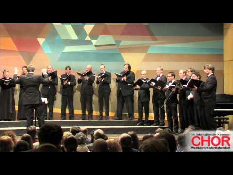 John Rutter: Sing a song of sixpence - Claritas Vocalis, Dir. Uwe Heller
