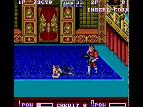 Arcade Longplay [232] Double Dragon II - The Revenge