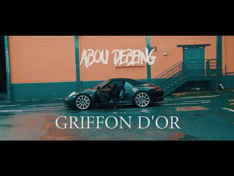 Abou Debeing - Griffon d'or (Clip officiel)