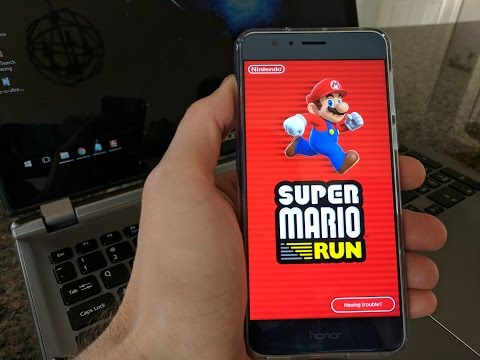 How To Install Super Mario Run On Any Android Device (Android 4.2 or higher required)