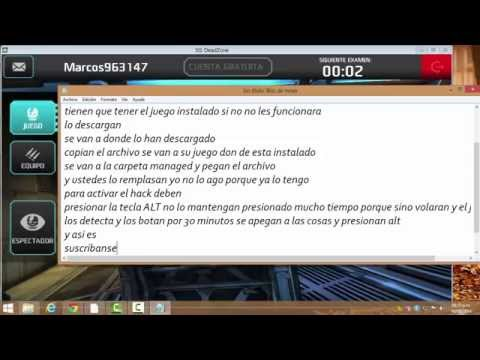 Hack De Traspasar Paredes En Dead Zone Shadowgun 100% Seguro Para Pc