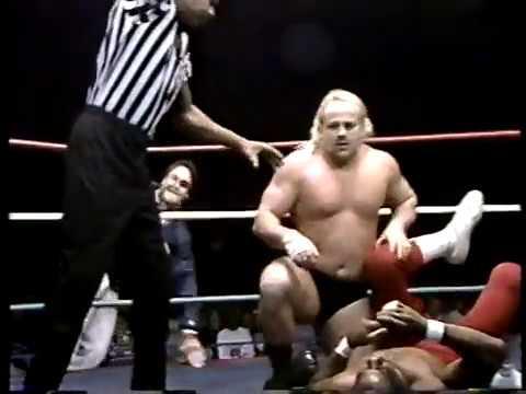 Kevin Sullivan vs. Rocky King [1988-01-02]