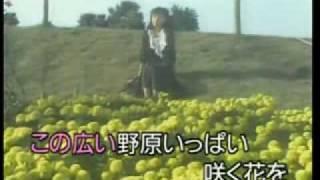 懐メロカラオケ 「この広い野原いっぱい」 森山良子.