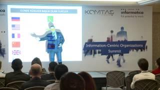 Şimdi yeni para birimi olarak 'VERİ' - Konuşmacı Sayın Prof. Dr. Emre Alkin, 29 Nisan 2015