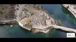 ABRUZZO IN MOTO Tours: In volo sul Lago di San Domenico - Gole del Sagittaro