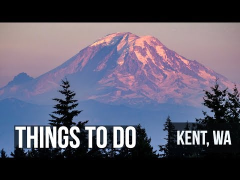 Things To Do In Kent, Washington - Filmed With Fujifilm X-H1