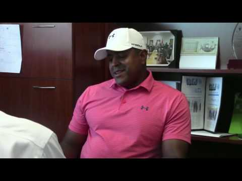 Brian Jordan Interview
