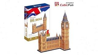 """""""Big Ben"""" - Puzzle 3D"""