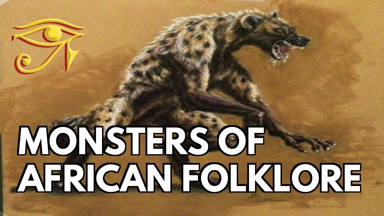 Download Monsters of African Folklore