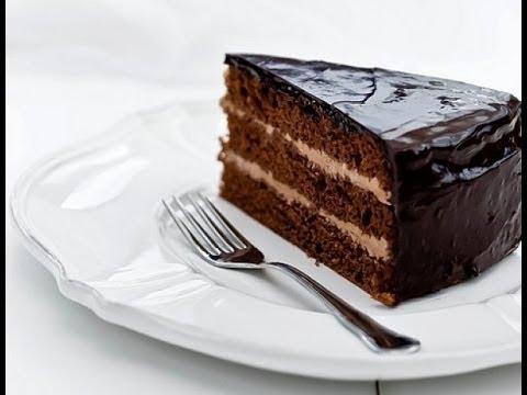 Торт Прага - YouTube