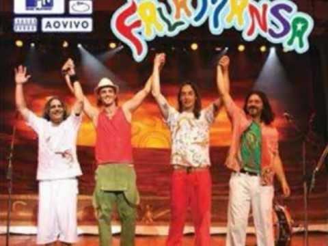 audio dvd falamansa mtv