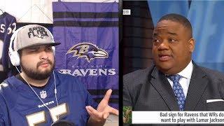 Ravens Fan Reacts To Jason Whitlock On Lamar Jackson | Speak For Yourself Reaction | Joe Noobo
