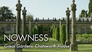 Great Gardens: The Duke of Devonshire guides us through the stunning grounds of Chatsworth House