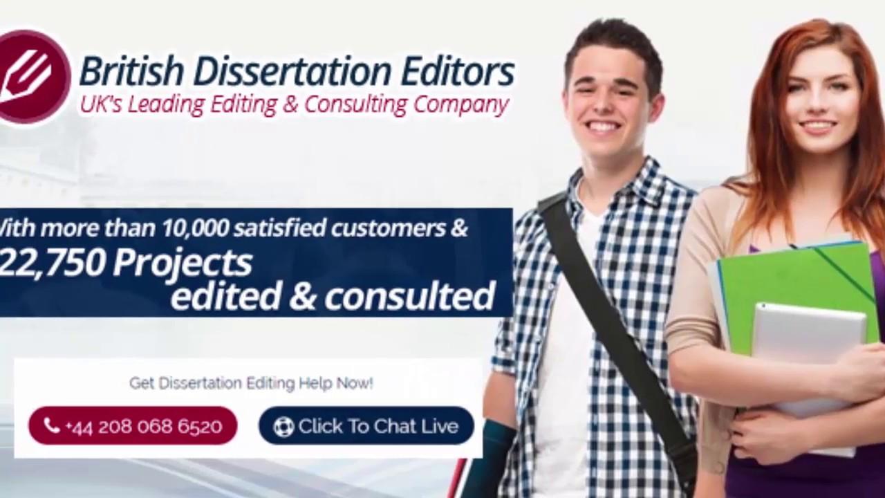 Dissertation consultation services nottingham