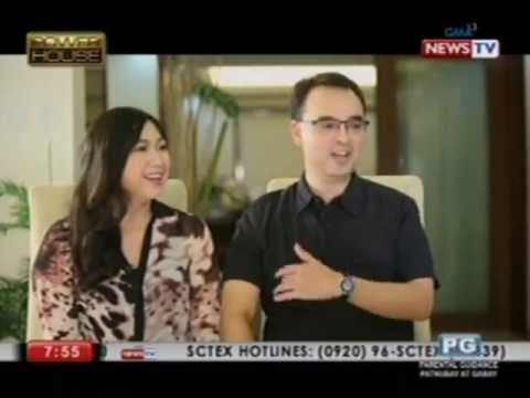 Powerhouse: Lani and Alan Peter Cayetano share their love story with Kara David