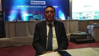 Interview: Atul Lall, MD, DIXON Technologies Limited