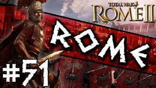 Total War: Rome II: Rome Campaign #51 ~ Defense of the Phoenix!