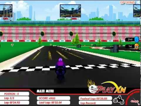 Rash Racing 2 - Superfast track