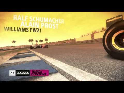 F1 2013 (F1 Classics: 1990s Content Pack)