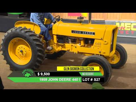 Mecum Auctions Gone Farmin' Nashville 2015 Episode 1